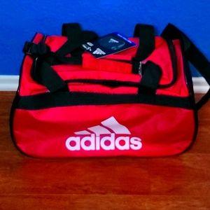 NWT sale Adidas hot pink Duffle Bag